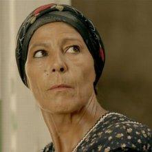 Yema: la regista e interprete Djamila Sahraoui in una scena del film