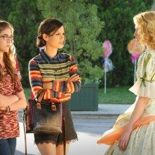 Hart of Dixie: Claudia Lee, Rachel Bilson e McKaley Miller nell'episodio Hairdos & Holidays
