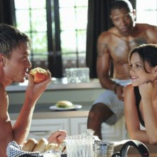 Hart of Dixie: Rachel Bilson, Cress Williams e Wilson Bethel nell'episodio In Havoc and In Heat