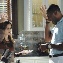 Hart of Dixie: Rachel Bilson e Cress Williams nell'episodio Faith & Infidelity