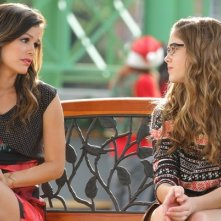Hart of Dixie: Rachel Bilson e McKaley Miller nell'episodio Hairdos & Holidays