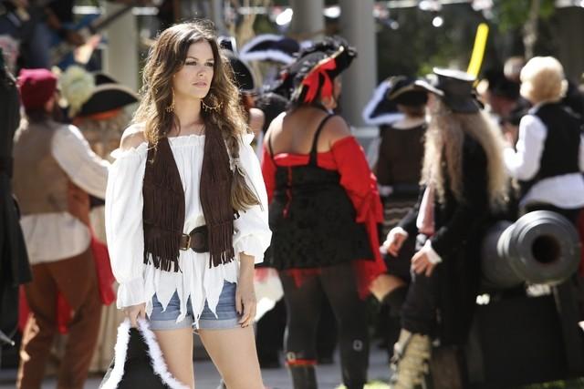 Hart Of Dixie Rachel Bilson In Una Scena Dell Episodio The Pirate The Practice 249705