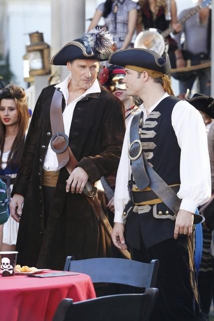 Hart Of Dixie Tim Matheson E Scott Porter Nell Episodio The Pirate The Practice 249701