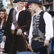 Hart of Dixie: Tim Matheson e Scott Porter nell'episodio The Pirate & The Practice
