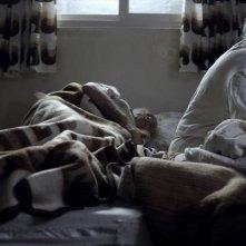 Hayuta ve berl - Epilogue: i protagonisti Yosef Carmon e Rivka Gur in un'immagine del film