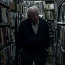 Hayuta ve berl - Epilogue: i protagonisti Yosef Carmon nei panni di Berl, un anziano israeliano che decide di compiere un ultimo viaggio insieme all'adorata moglie