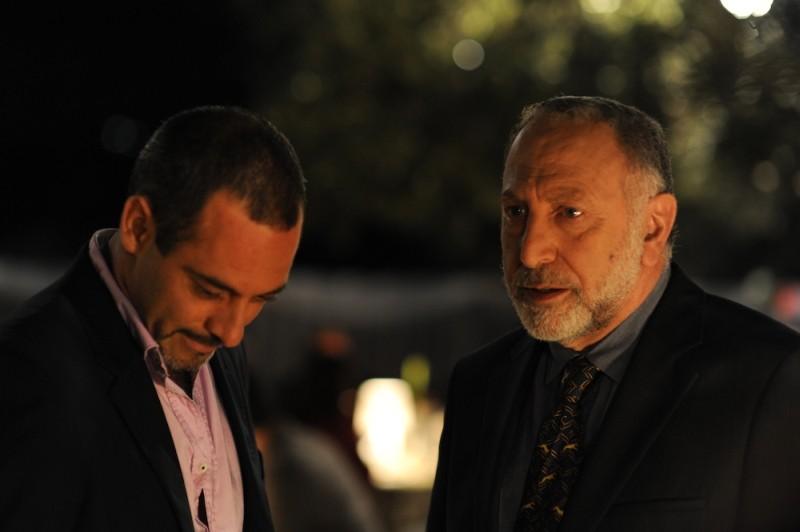 Heritage Makram Khoury In Una Scena Del Film Con Ashraf Barhoum 249729