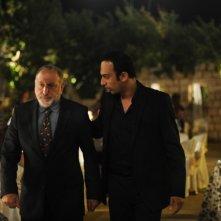 Heritage: Makram Khoury in una scena del film con G.A. Wasi