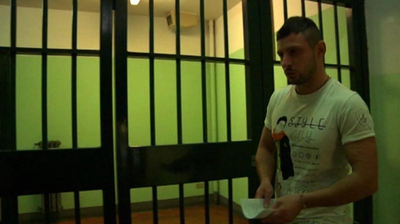 Il Gemello Il Protagonista Del Documentario Raffaele Costagliola Detenuto Del Centro Penitenziario D 249773