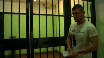 Il gemello: il protagonista del documentario Raffaele Costagliola, detenuto del Centro Penitenziario di Secondigliano