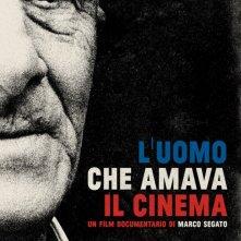 L'uomo che amava il cinema: il manifesto del film