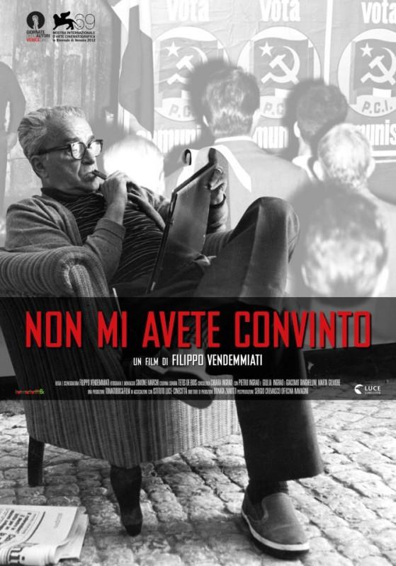 Non Mi Avete Convinto Pietro Ingrao Un Eretico Il Manifesto Del Film 249806