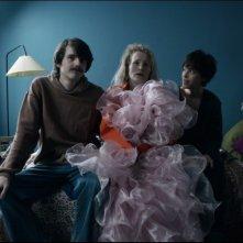 Queen of Montreuil: la protagonista Florence Loiret-Caille in una scena con Úlfur Aegisson e Didda Jonsdottir