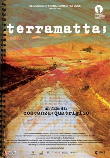 Terramatta Il Poster Del Documentario Di Costanza Quatriglio 249799