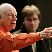 The Tightrope: il grande Peter Brook durante una lezione teatrale