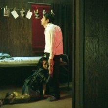 The weight: Cho Jae-hyun in una drammatica scena del film