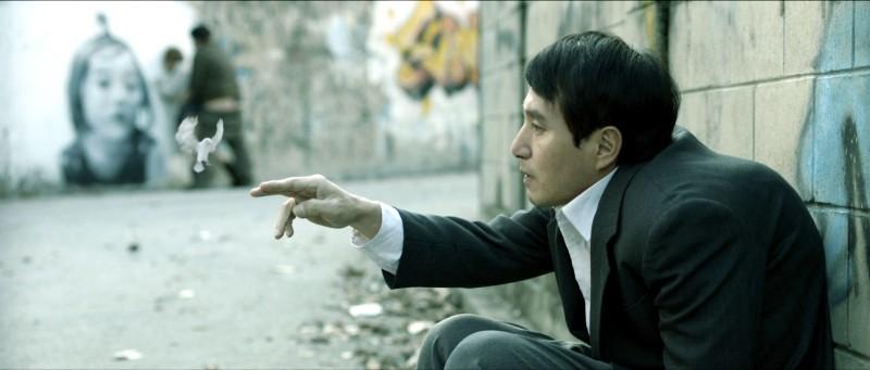 The Weight Il Protagonista Cho Jae Hyun In Una Scena Nei Panni Di Un Uomo Deformato Dalla Vita 249752