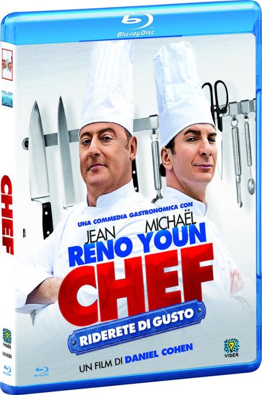 La Copertina Di Chef Blu Ray 249836