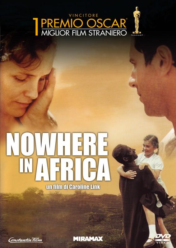 La Copertina Di Nowhere In Africa Dvd 249839
