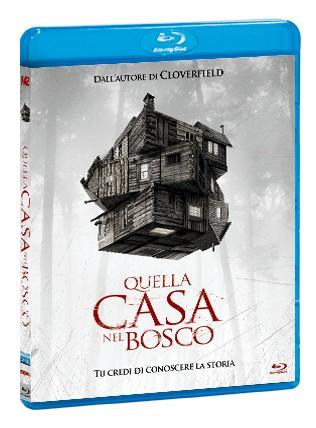 La Copertina Di Quella Casa Nel Bosco Blu Ray 249826