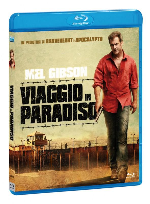 La Copertina Di Viaggio In Paradiso Blu Ray 249832