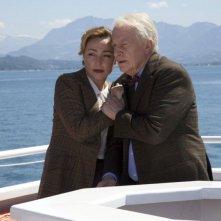 Catherine Frot con André Dussollier in Associés contre le crime