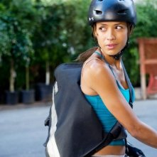 Dania Ramirez è Vanessa in Senza Freni - Premium Rush