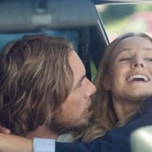 Dax Shepard e Kristen Bell in Hit & Run