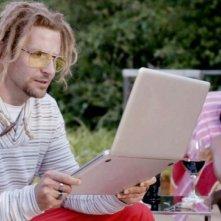 Hit & Run: Bradley Cooper e Joy Bryant nel film