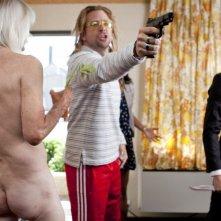 Hit & Run: Bradley Cooper e Ryan Hansen nel film