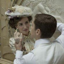 Madame Solario: una scena del film storico