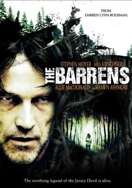 The Barrens La Locandina Del Film 249845