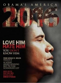 2016 Obama S America La Locandina Del Film 249982