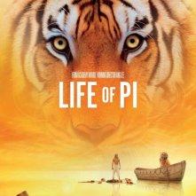 Life of Pi: nuovo poster USA