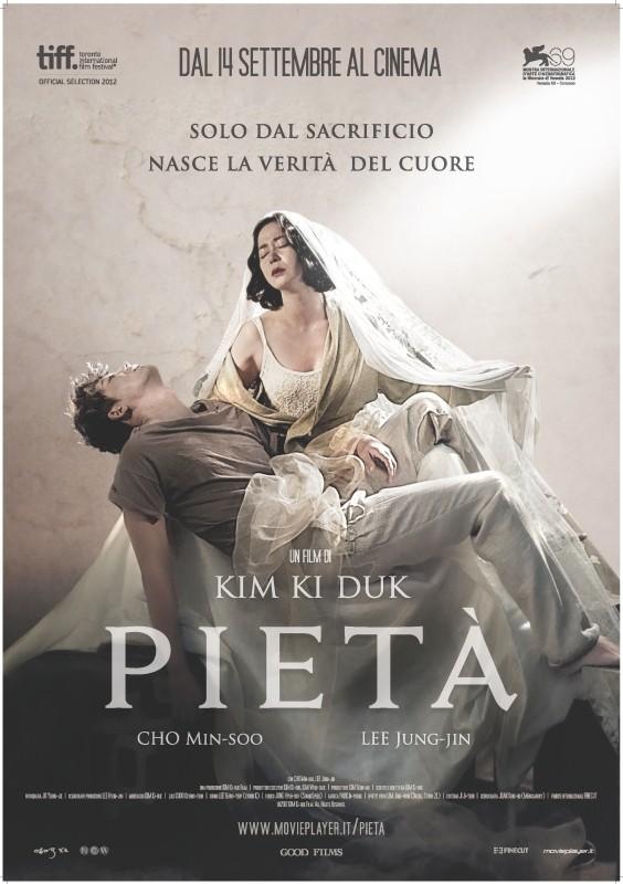 Pieta Il Poster Ufficiale Italiano Del Film 249985