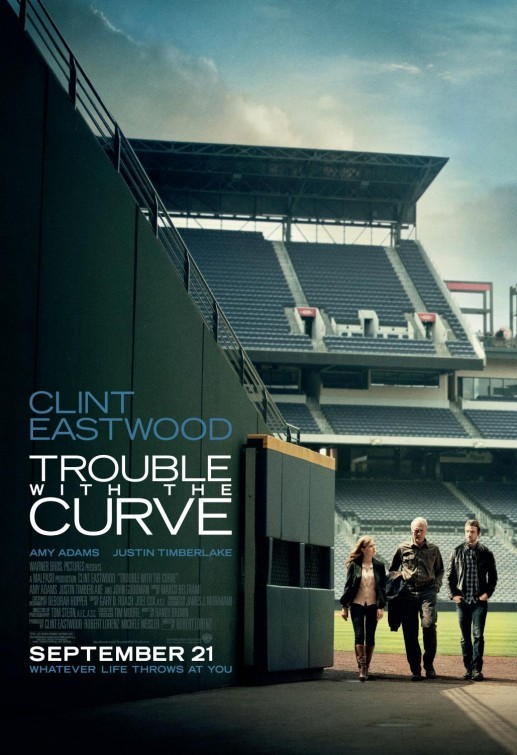 Trouble With The Curve Nuovo Poster 249988