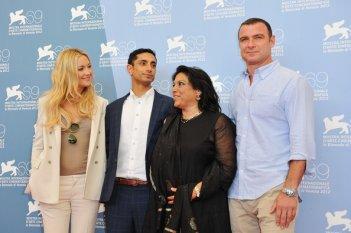 Kate Hudson, Mira Nair, Liev Schreiber e Riz Ahmed presentano The Reluctant Fundamentalist a Venezia 2012
