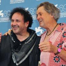 Mostra del Cinema di Venezia 2012: Jonathan Demme ed Enzo Avitabile presentano Music Life