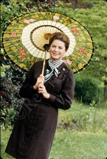 Una Bella Immagine Di Ingrid Bergman Negli Anni Della Maturita 250098