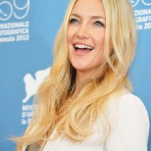 Una sorridente Kate Hudson presenta The Reluctant Fundamentalist a Venezia 2012