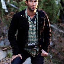 American Horror Story: Adam Levine in una foto promozionale per la seconda stagione