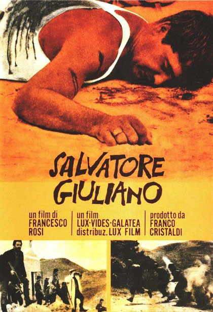 Salvatore Giuliano Locandina Originale 250205