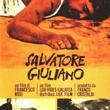 Salvatore Giuliano: Locandina originale