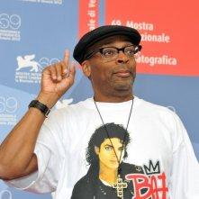 Spike Lee presenta alla 69esima Mostra del Cinema di Venezia il documentario Bad 25