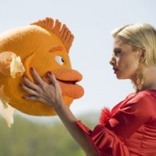 Jaime Pressly e Ruffy in The Oogieloves in the Big Balloon Adventure