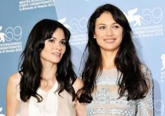 To the Wonder: Olga Kurylenko e Romina Mondello a Venezia 2012