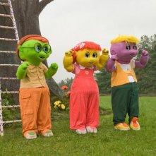 Una scena di The Oogieloves in the Big Balloon Adventure