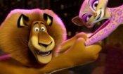 Boxoffice: leoni e zebre la spuntano sul pipistrello di Nolan