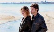 Michele Riondino e Vittoria Puccini a Venezia per presentare Acciaio