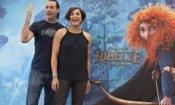 Mark Andrews e Katherine Sarafian ci presentano Ribelle - The Brave